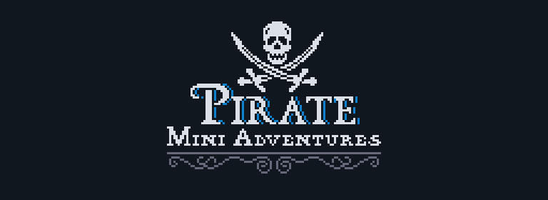 Pirate Mini Adventures (Offical Site) - A Pixel Action